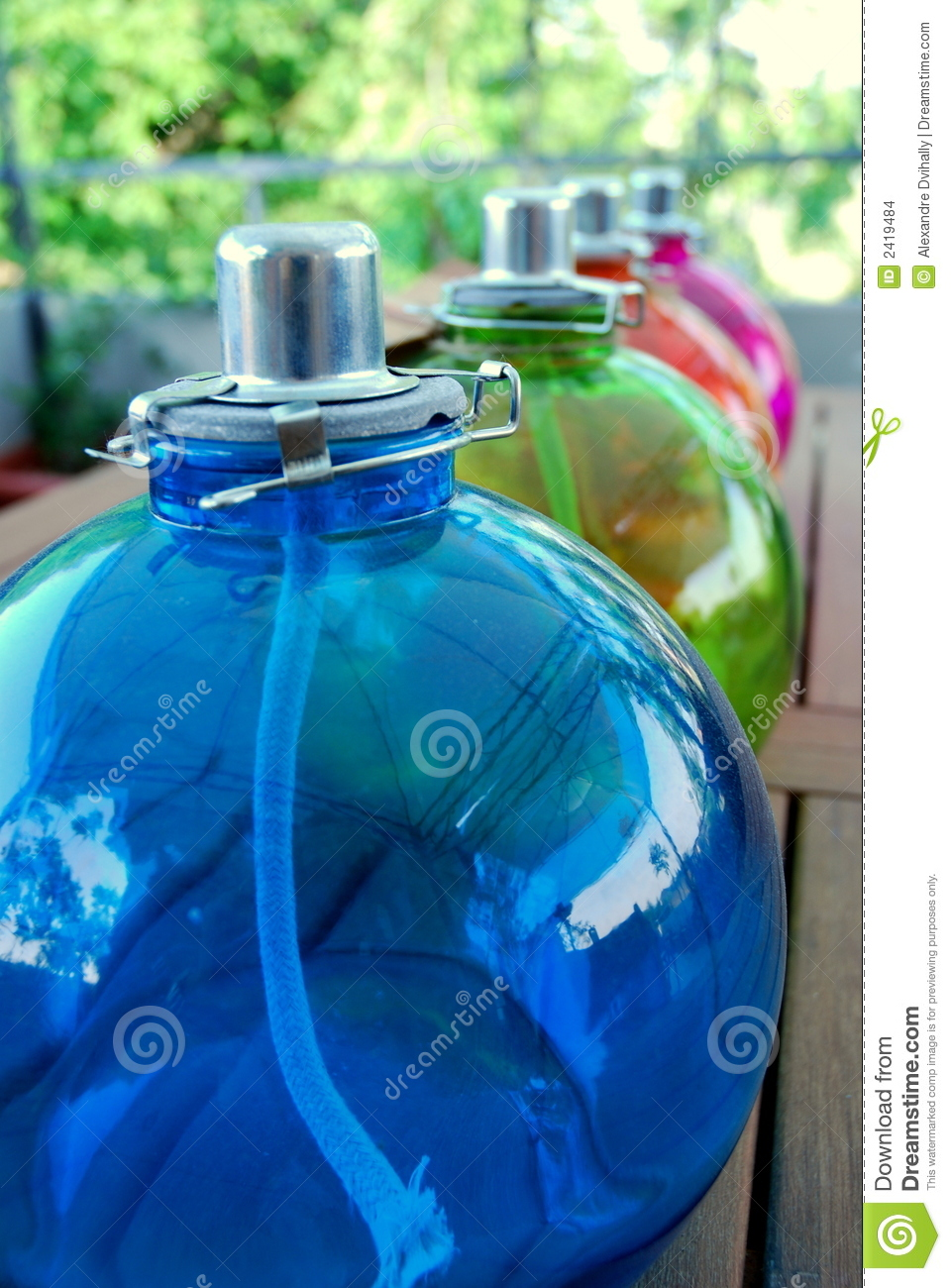 New 480 Oil Lamps Outside Oil Lamps
