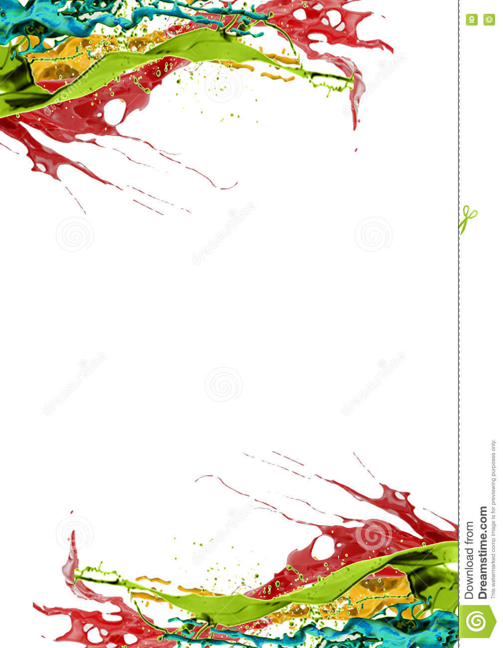 Fancy Colorful Page Borders | www.pixshark.com - Images ... Fancy Color Border