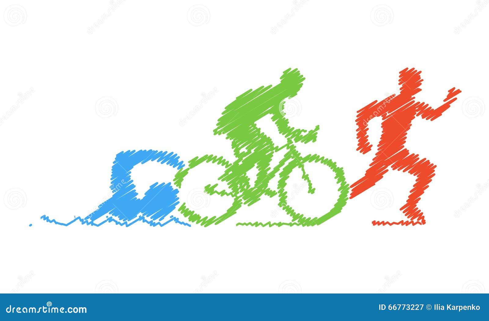 image gallery triathlon logo triathlon laz giulia god