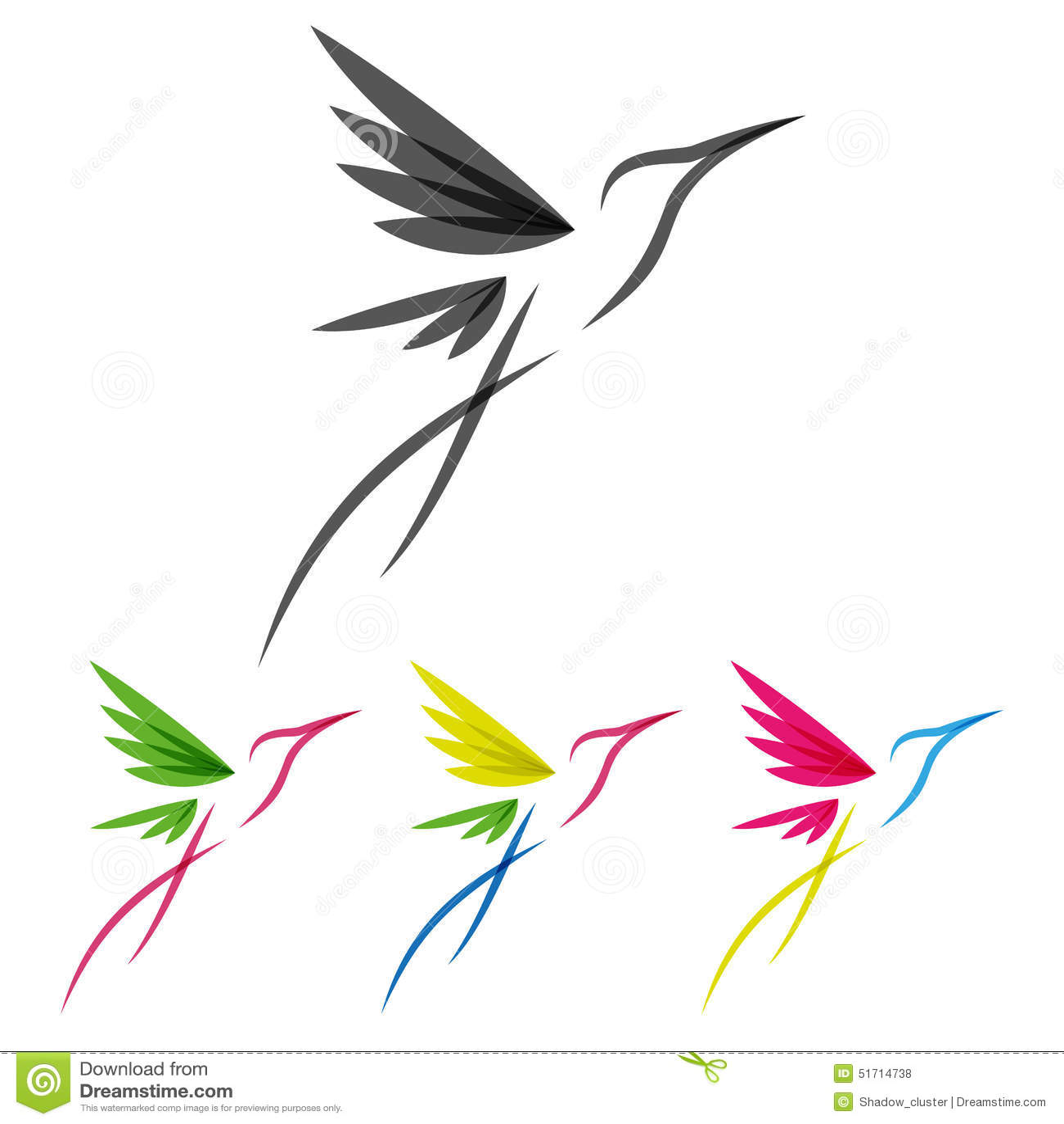 tiny bird clip art