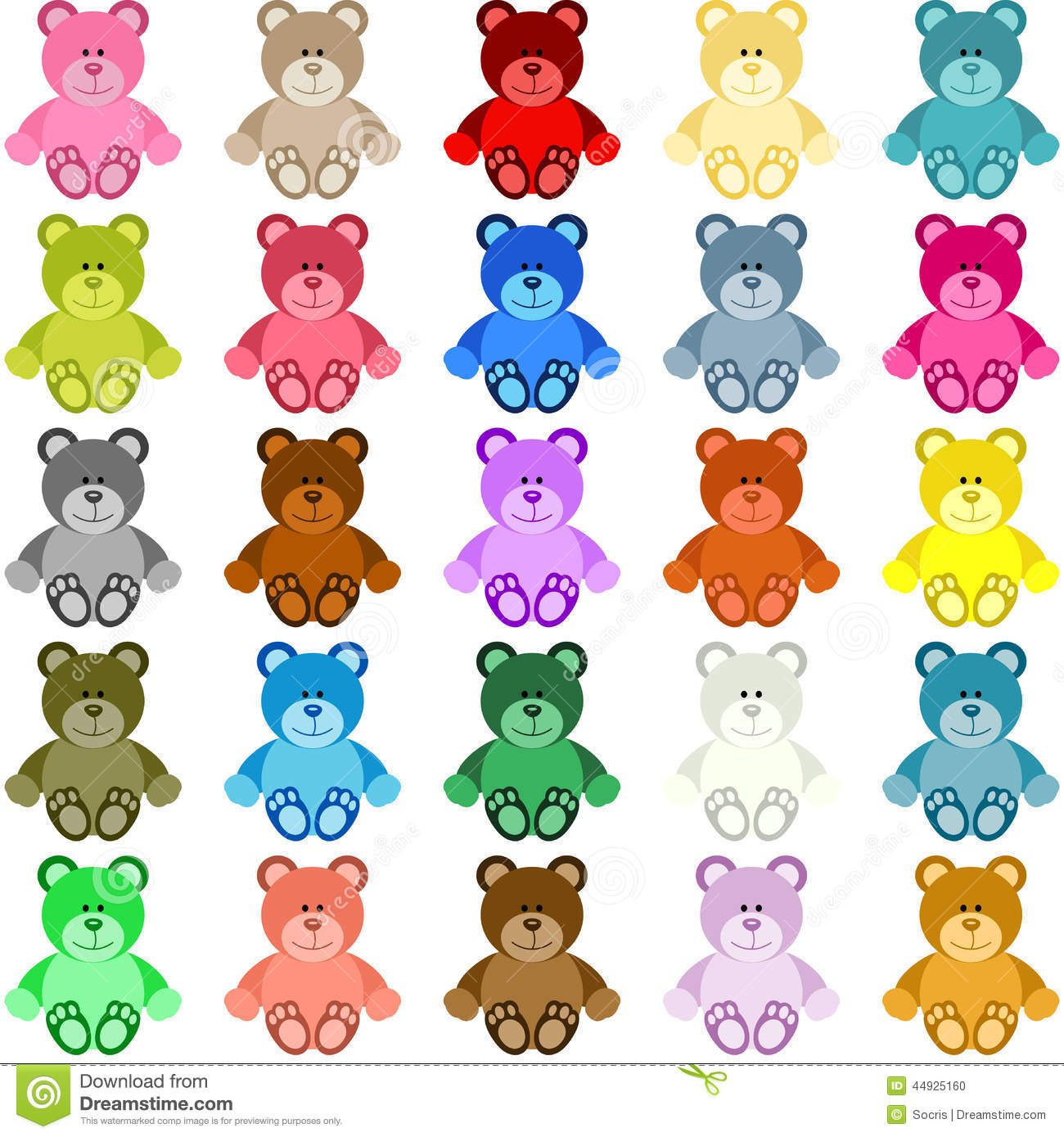 colored teddy bear stock vector image 44925160 owl on branch clip art free free owl on a branch clipart