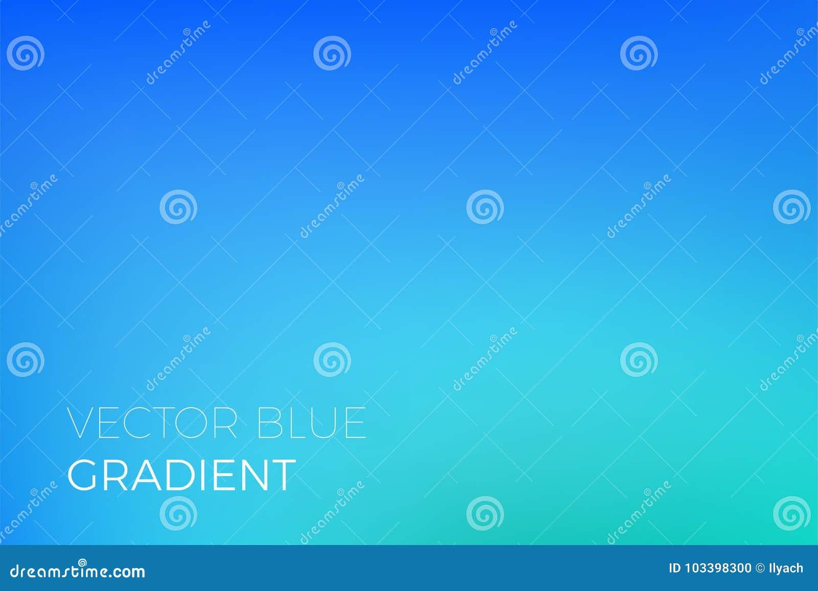 Coloree el efecto luminoso del vector de moda suave de la mezcla del extracto del azul de cielo del fondo de la pendiente