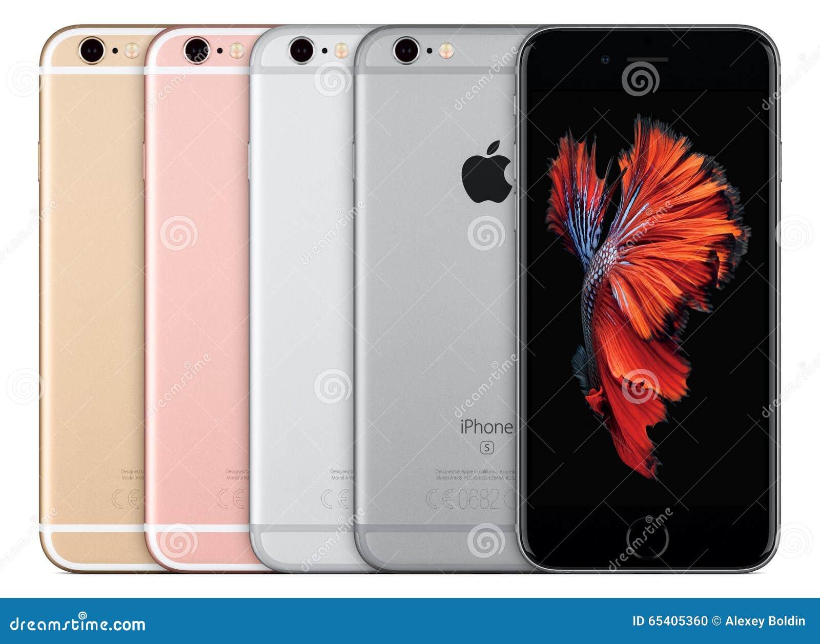 colores del iphone 6s de apple todos los platean el. Black Bedroom Furniture Sets. Home Design Ideas