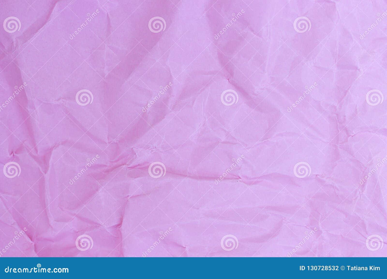 Texturas De Colores Pastel: Colores En Colores Pastel Rosados Del Papel Arrugado