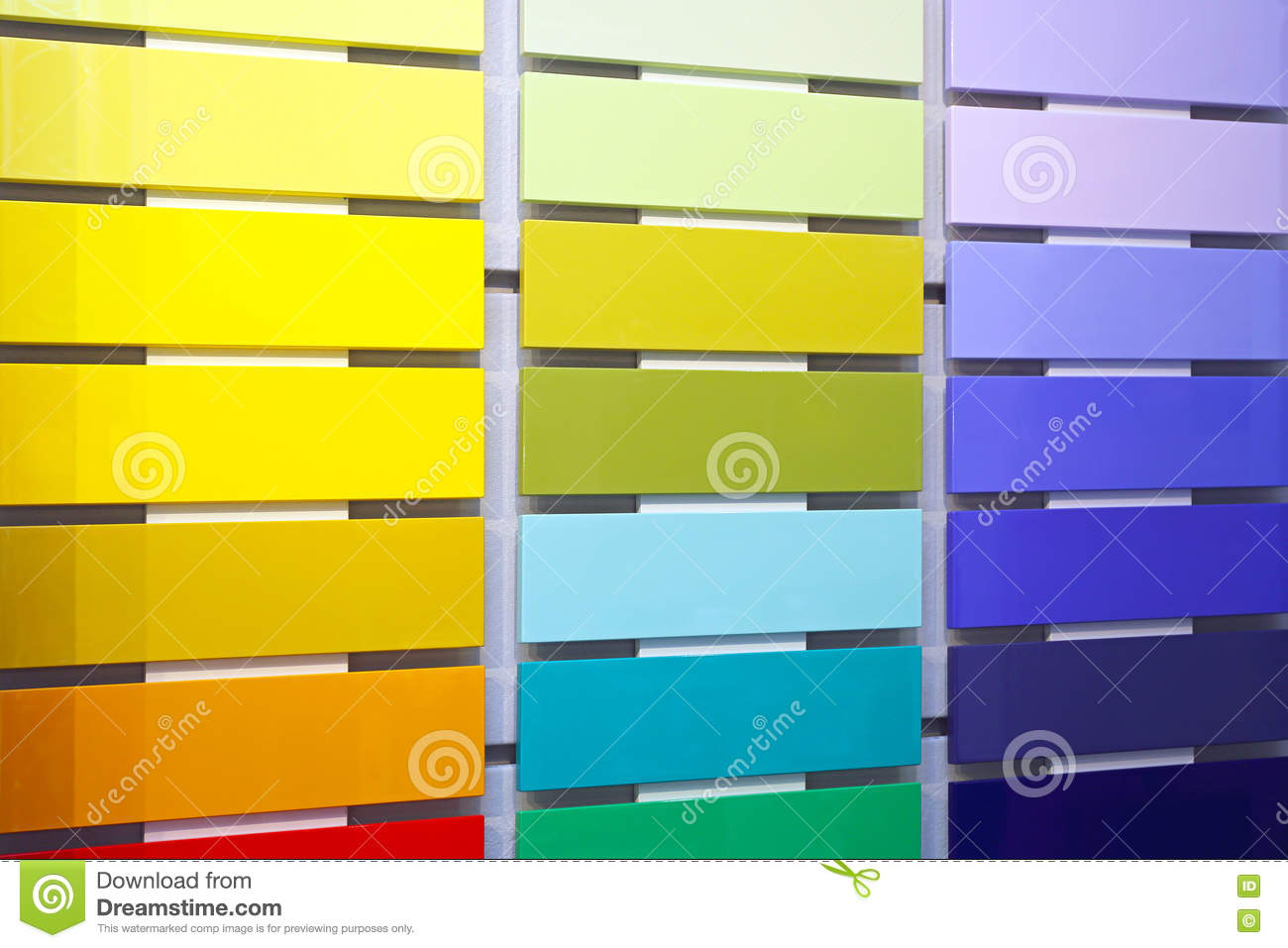 Colores Swatch