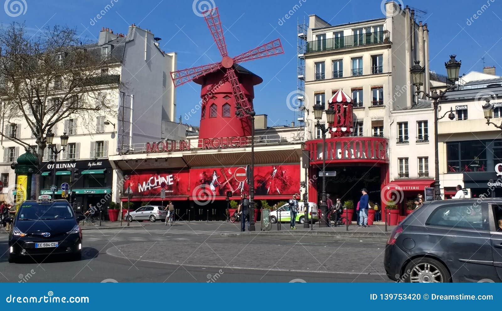 Colorete de Moulin