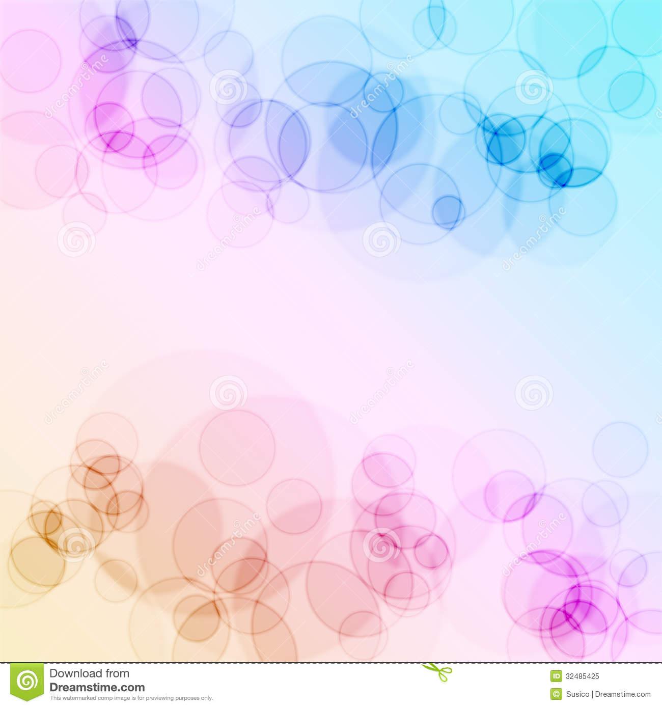 Colorful abstract bokeh Light Colourful Backgrounds