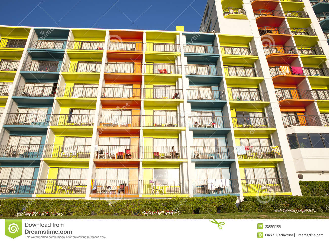 olorful rchitecture - esort Hotel oyalty Free Stock Image ... - ^