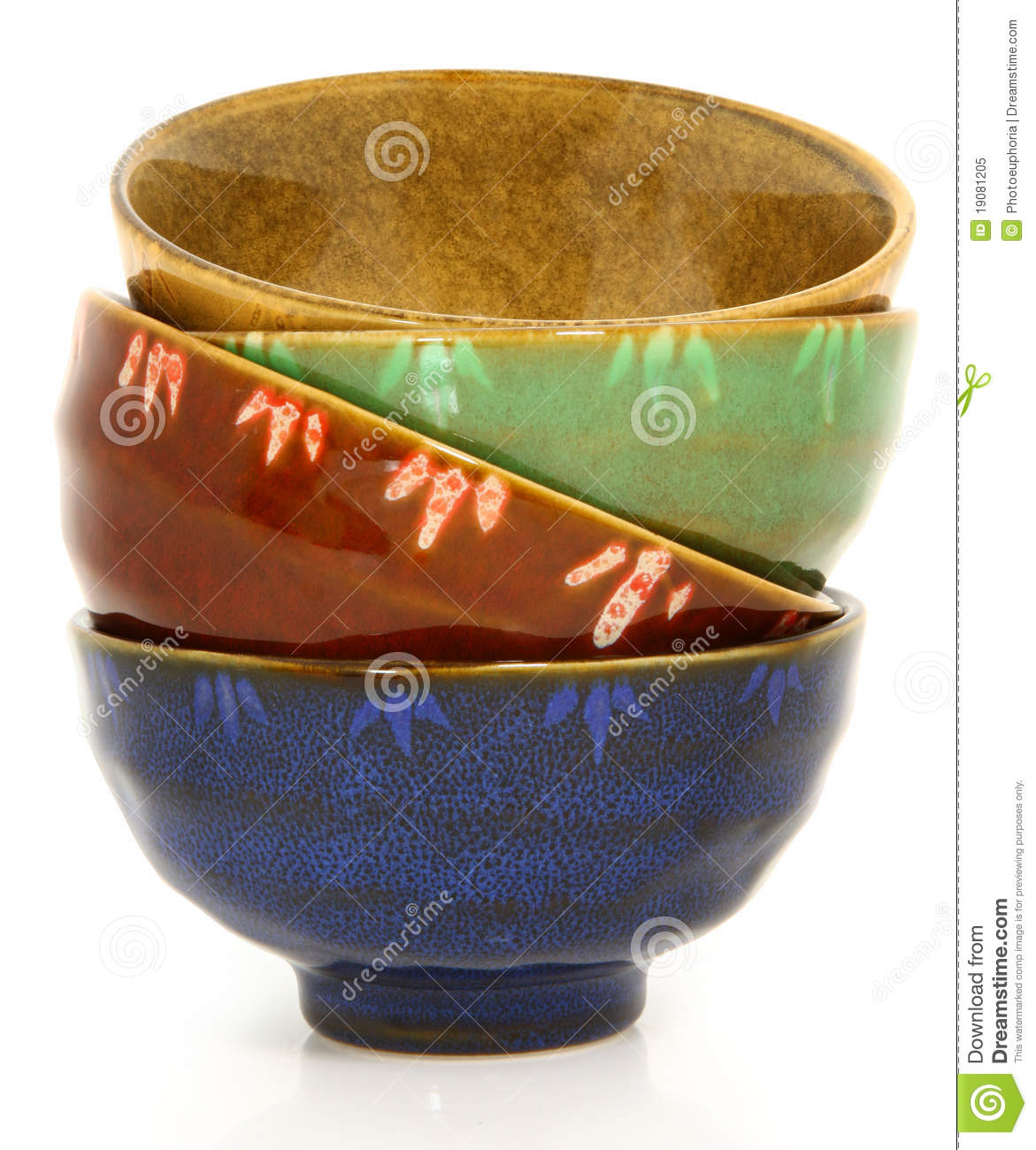 Asian Ceramic Bowls 22