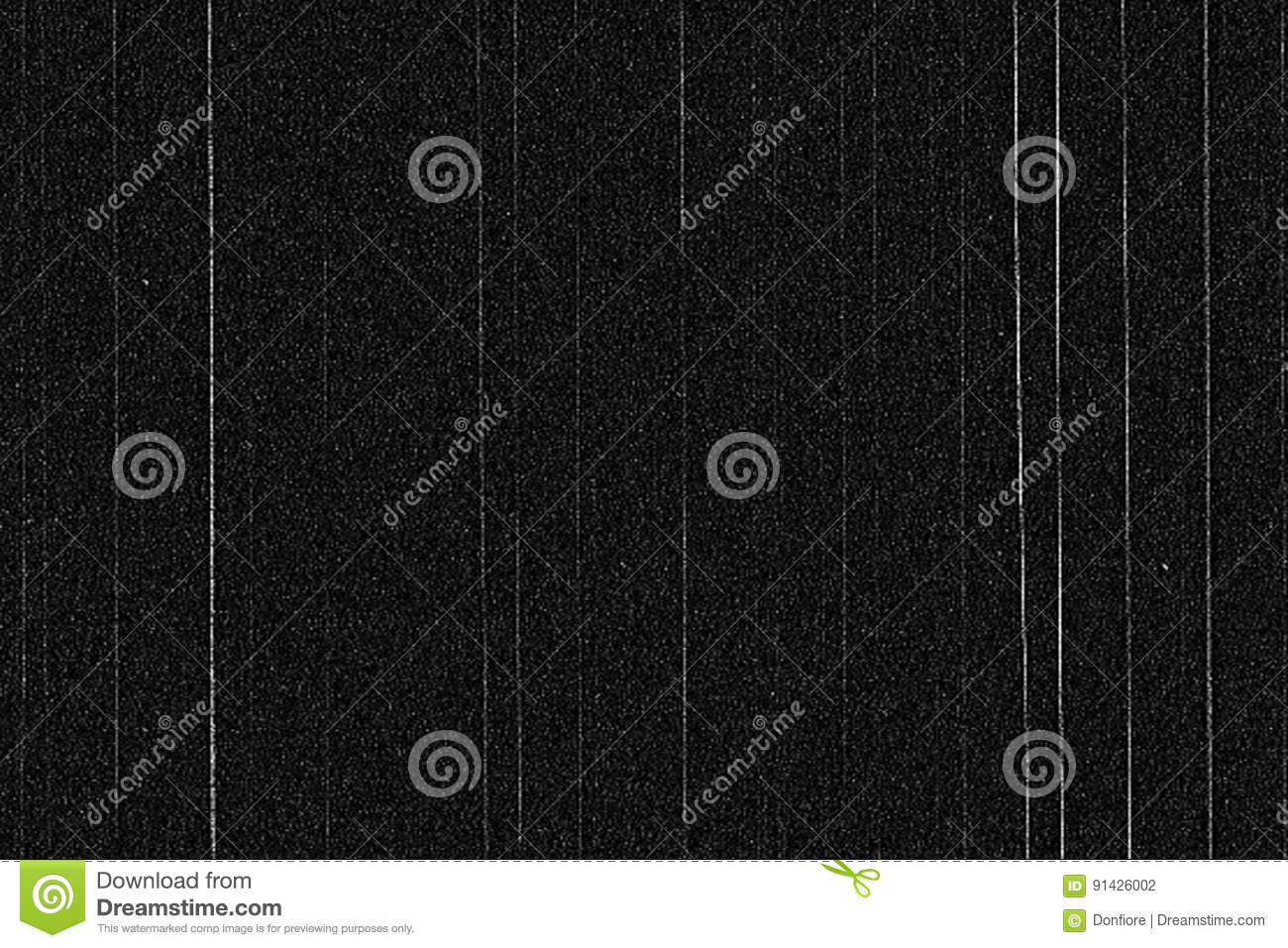 Colorful Background Realistic Flickering, Analog Vintage TV Signal