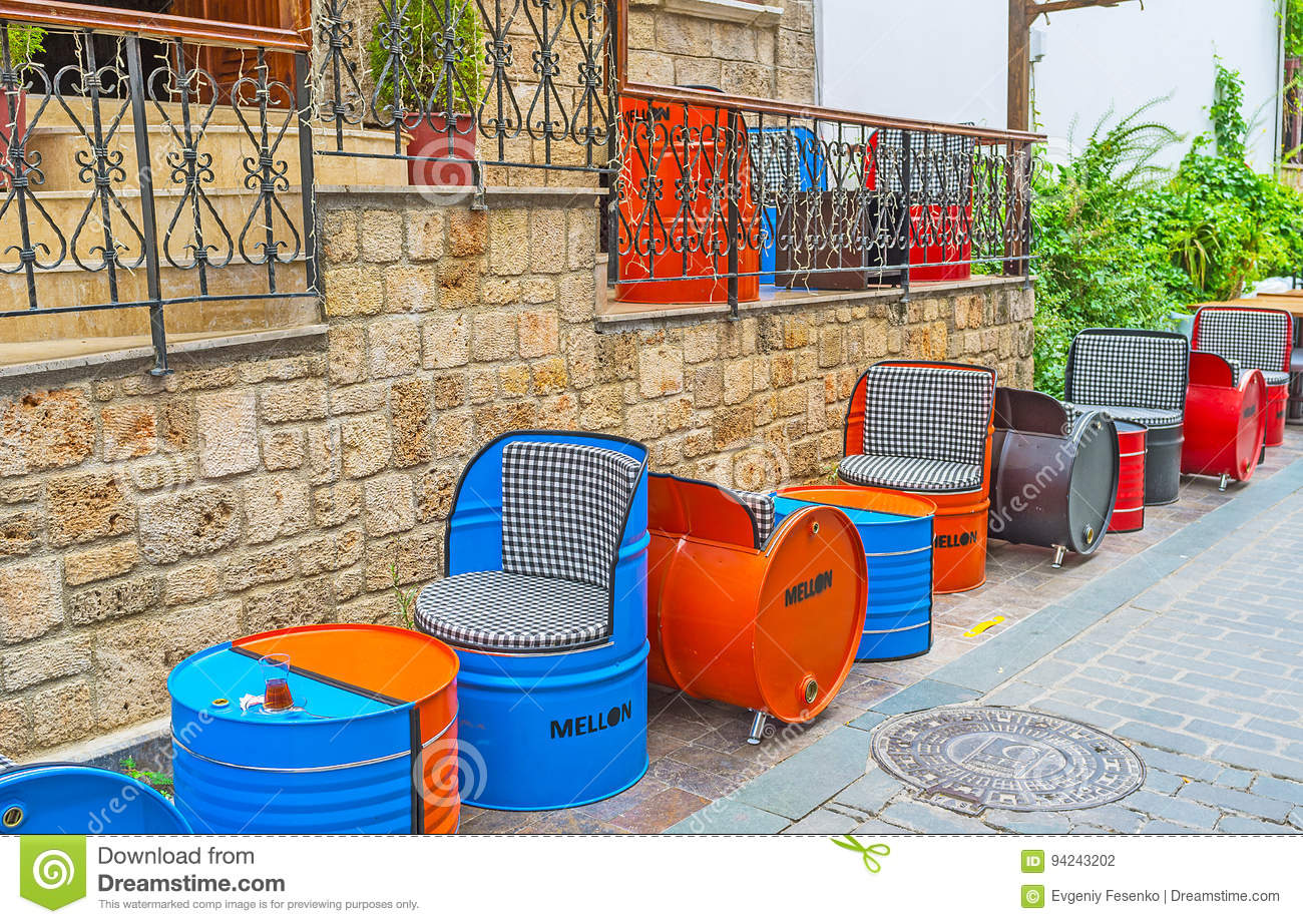 The Colorful Barrels Editorial Photography Image Of Ottoman 94243202