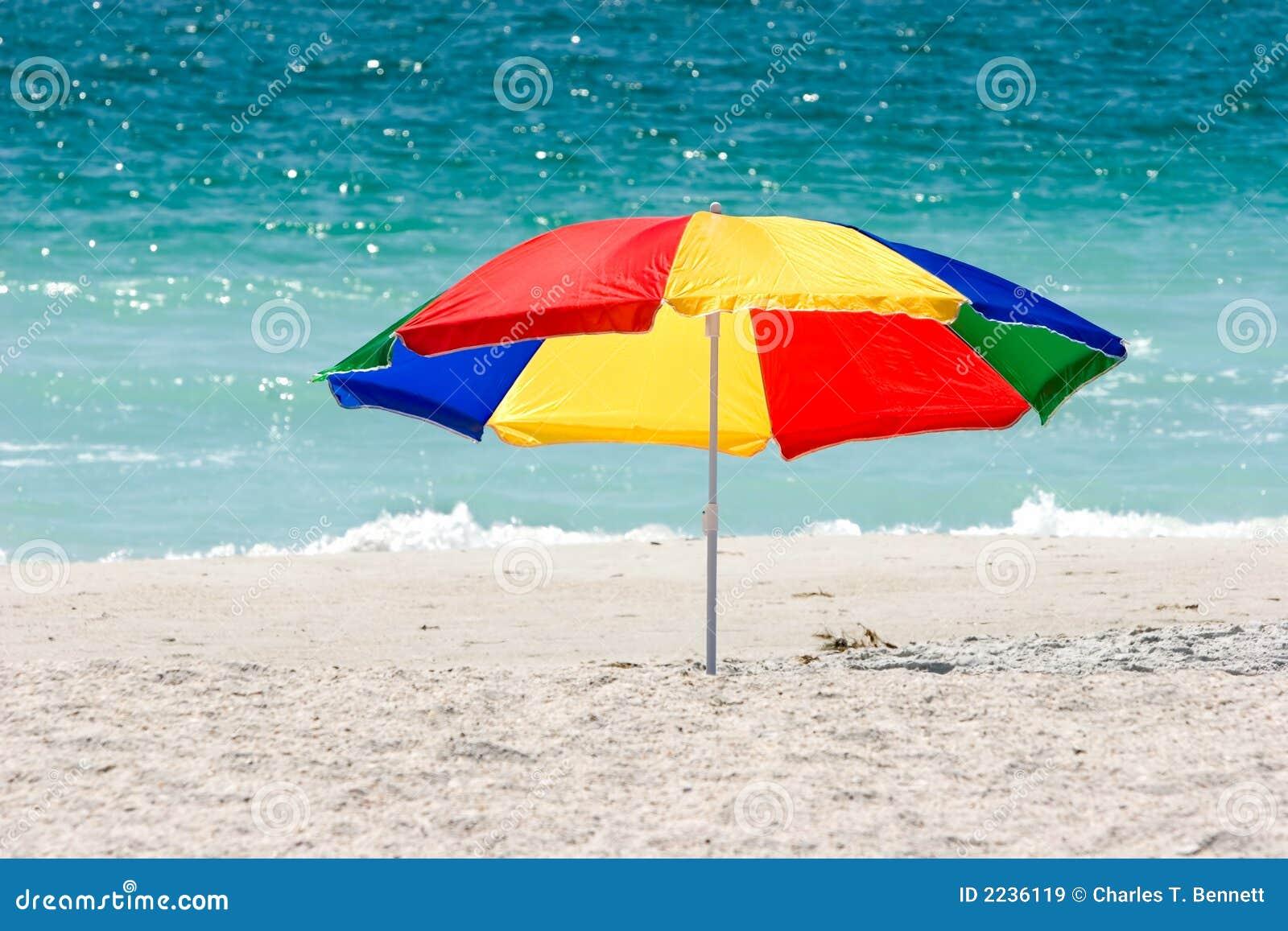 Colorful Beach Umbrella Royalty Free Stock Images - Image ... - photo#33