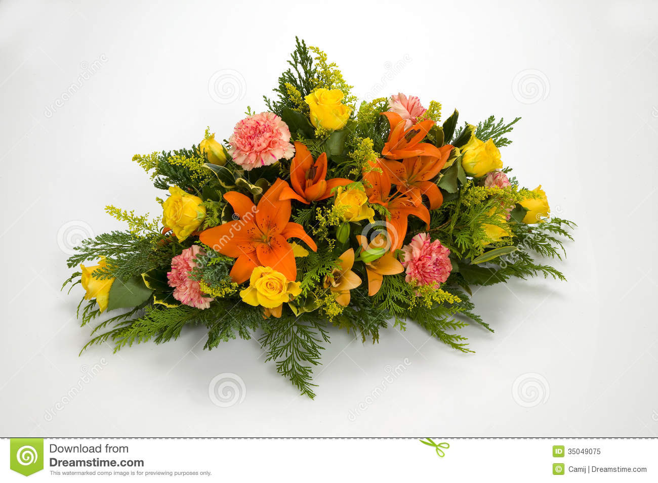 Colorful bouquet of flowers stock image image of celebration colorful bouquet of flowers izmirmasajfo Gallery