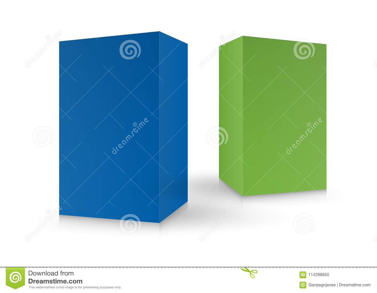 Colorful boxes package 3d box product designvector illustration download colorful boxes package 3d box product designvector illustration packaging maxwellsz