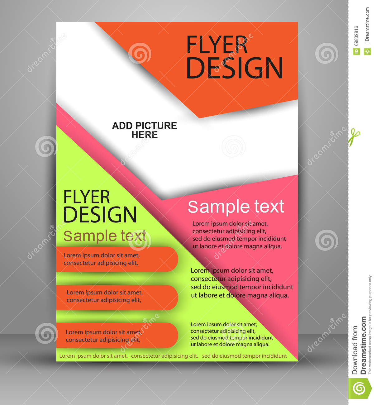 Free Custom Flyer Templates Antaexpocoaching