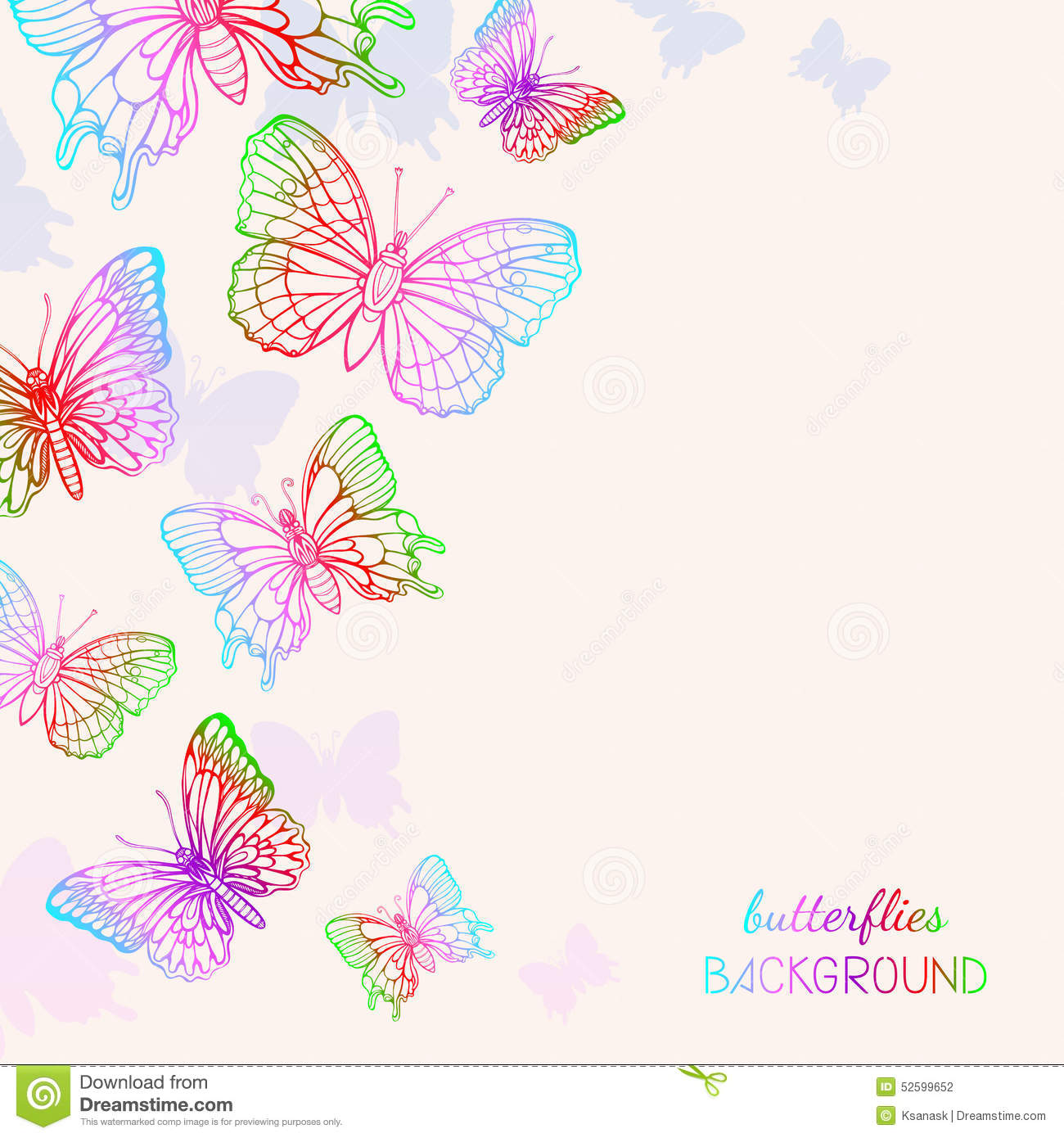 Butterfly Birthday Invitation Cards with adorable invitations sample