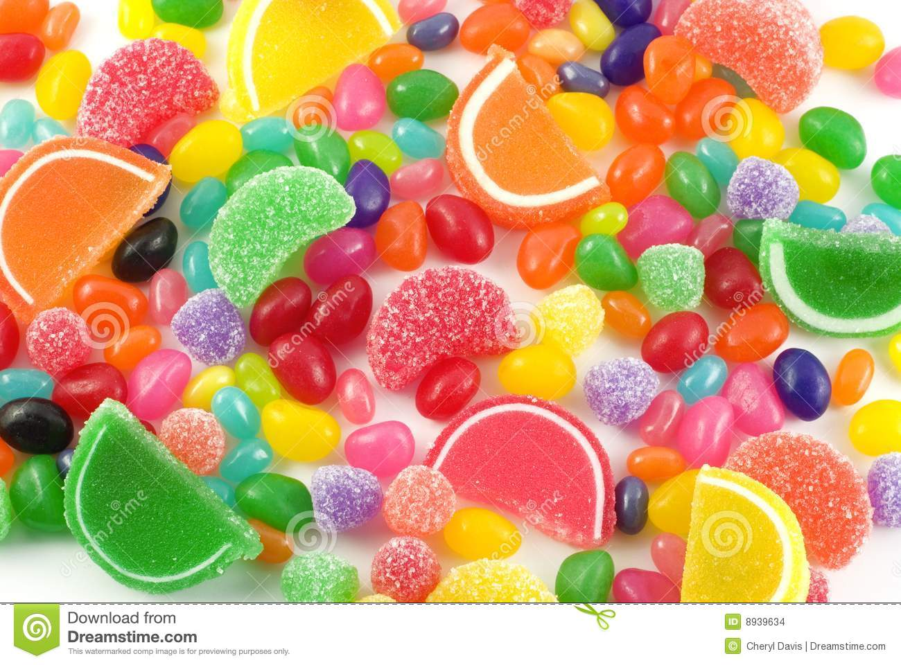 Colorful Candy Background  Candy