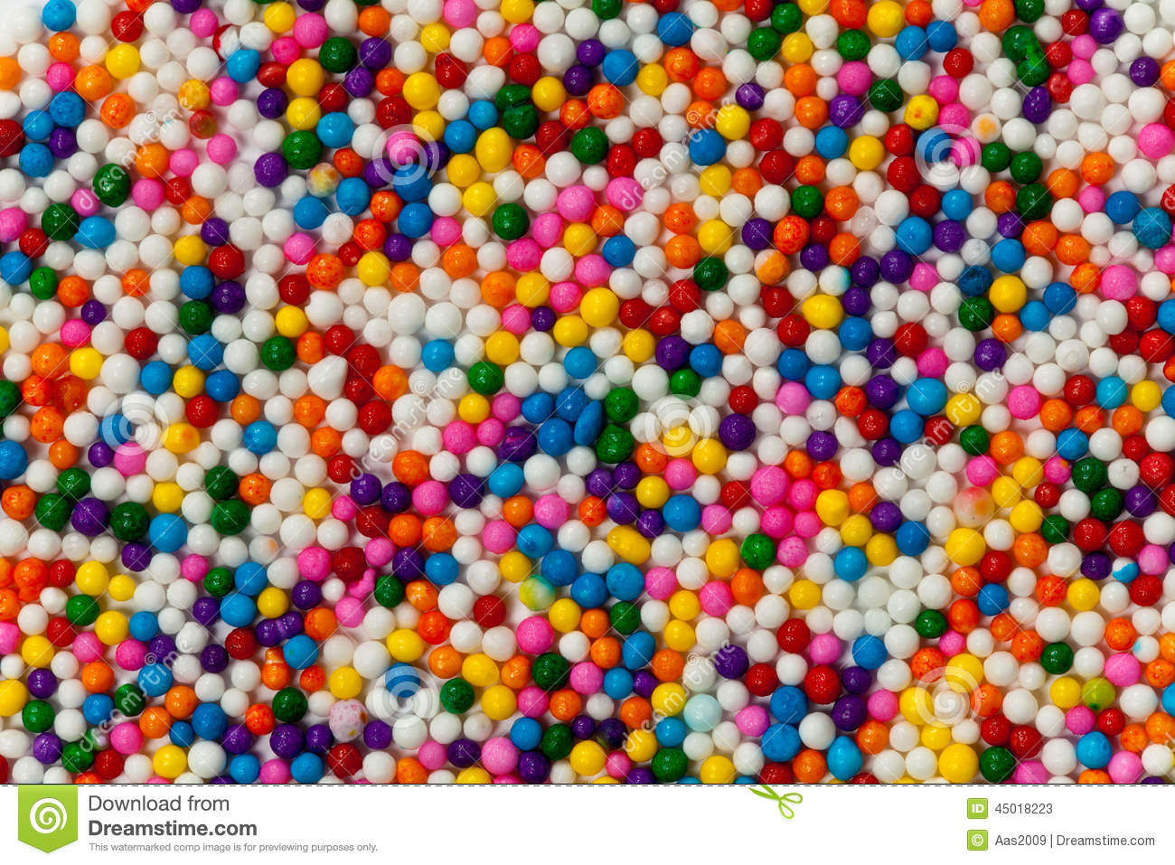 colorful candy sprinkles stock photo image 45018223
