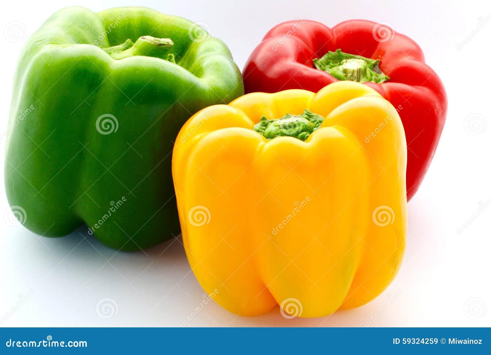 Colorful Capsicum