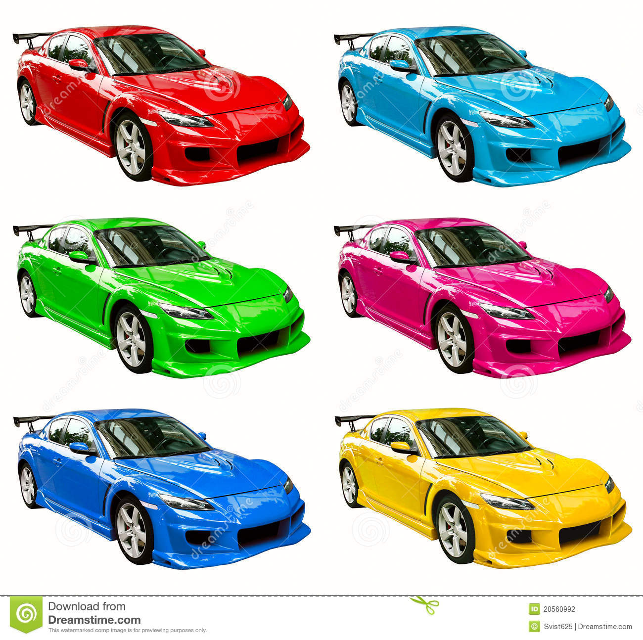 colorful cars stock photography image 20560992 clipart mountains creek clip art mountain bike