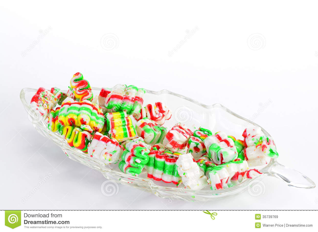 Colorful Christmas Candy Royalty Free Stock Images - Image: 35739769