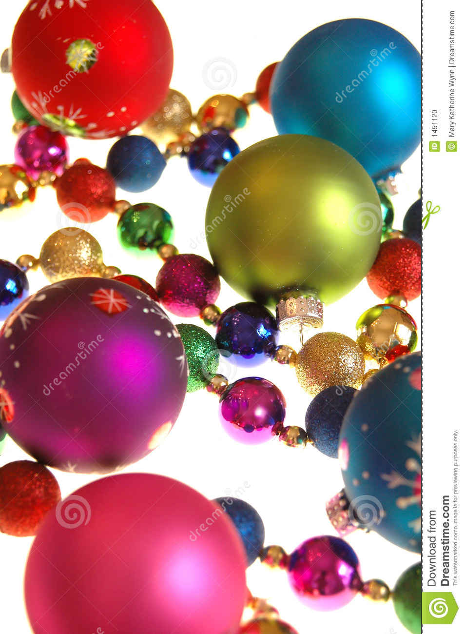 colorful christmas decorations - Colorful Christmas Decorations