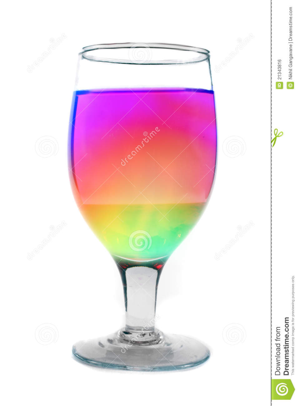 Colorful Cocktail Royalty Free Stock Image Image 21343816