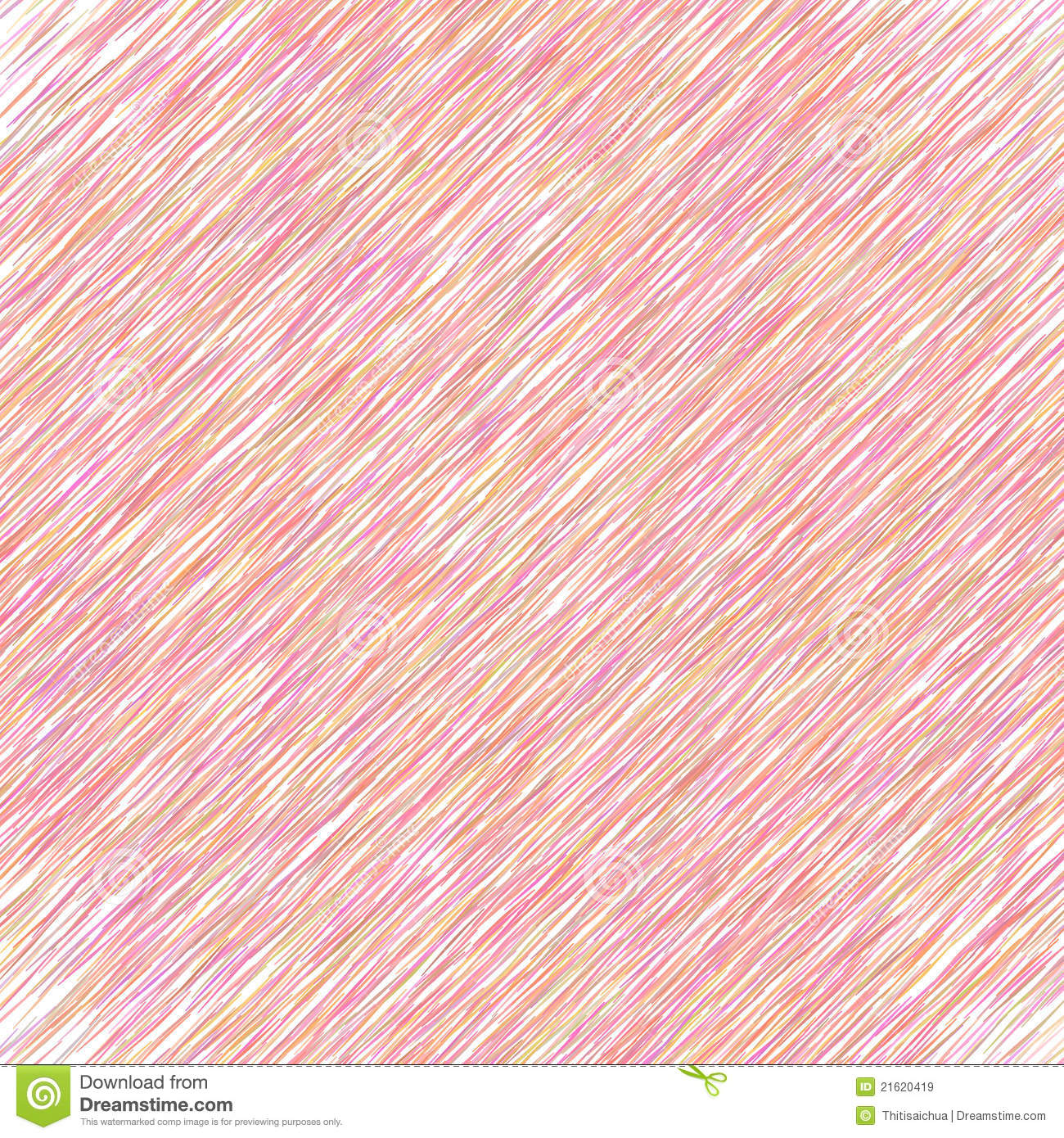 Colorful Color Pencil Line Background Royalty Free Stock ...