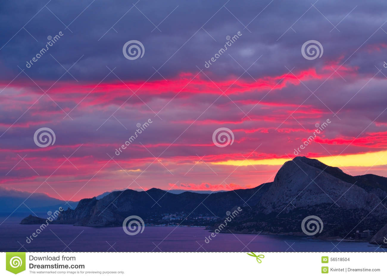 blue ocean clouds scenic - photo #31