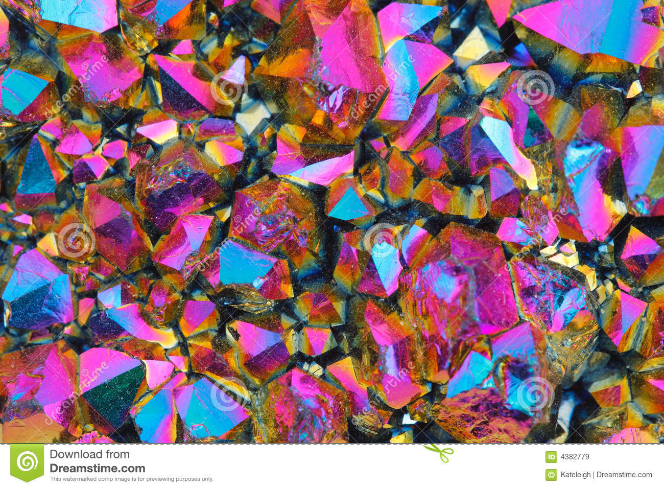 download colorful crystal texture stock image image of yellow 4382779