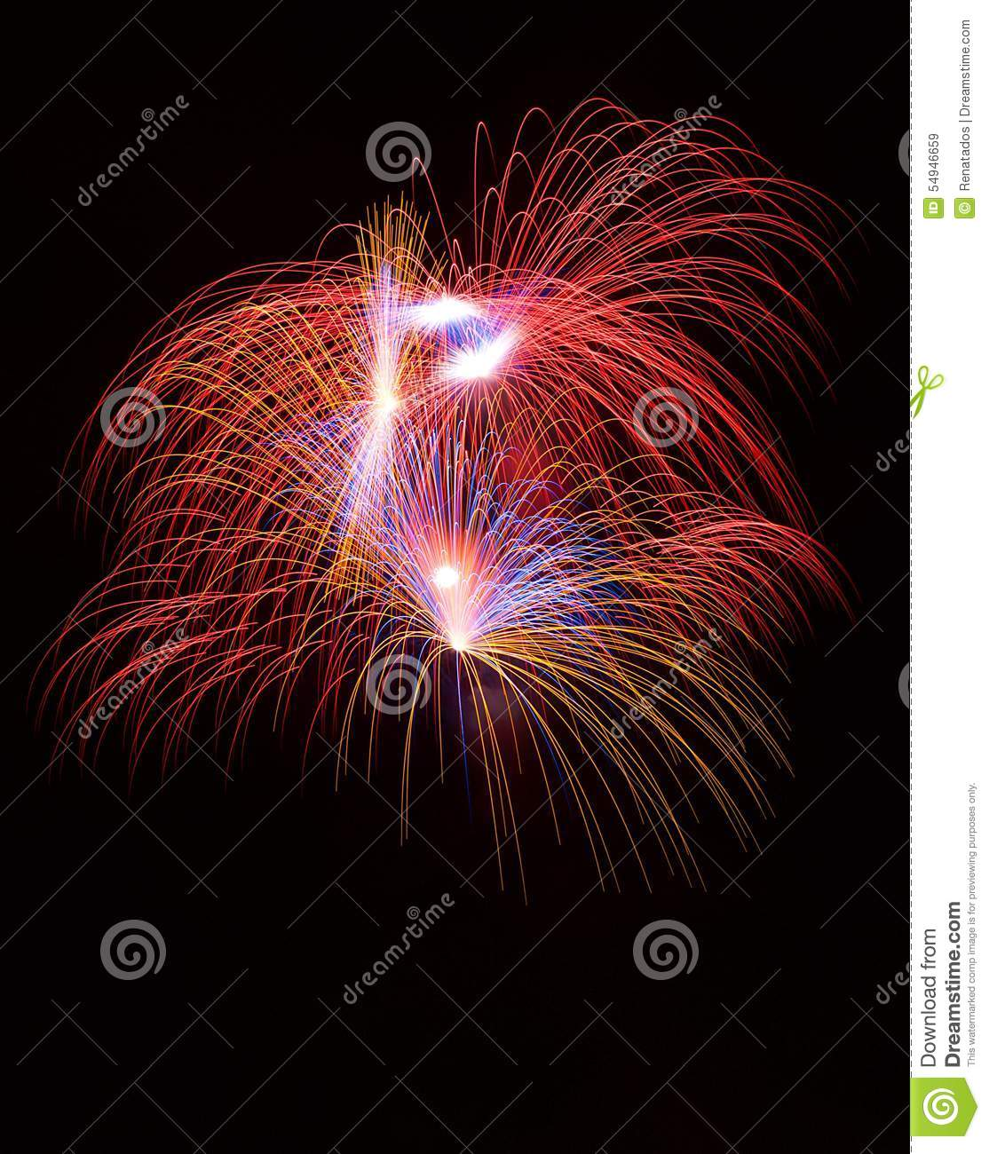 colors in fireworks Fourth of july fireworks depend upon minerals  did you know that each basic color in a fireworks display is produced by a specific mineral or.