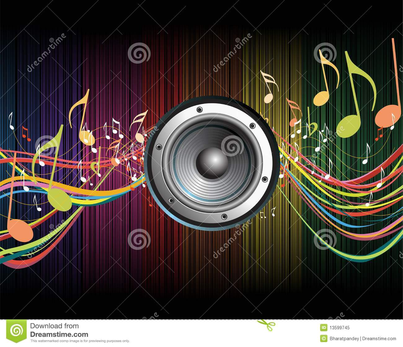 Digital Sound Wave Stock Photography - Image: 25803252