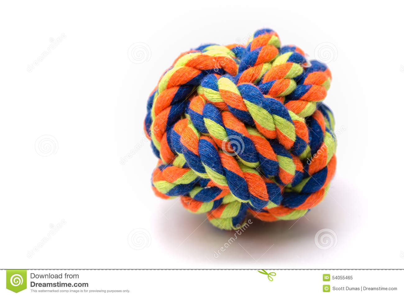 Monkey Toy With Ball For Dogs