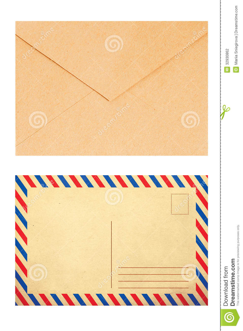 colorful envelope vintage style trend style 32930862 jpg