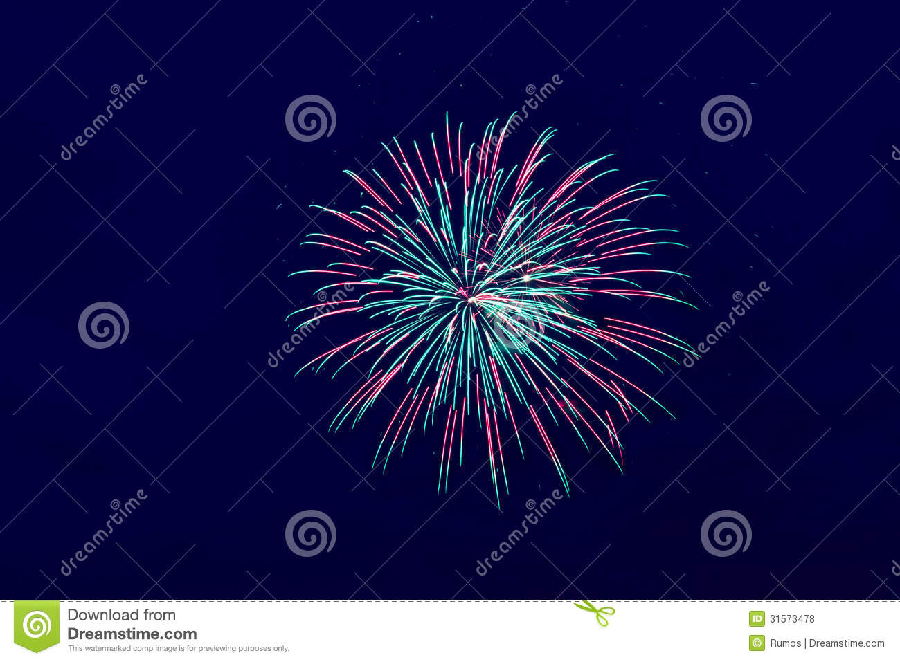 Wallpaper Salute Sky Holiday Colorful 3376x4220: Colorful Fireworks On The Dark Sky Background Royalty Free