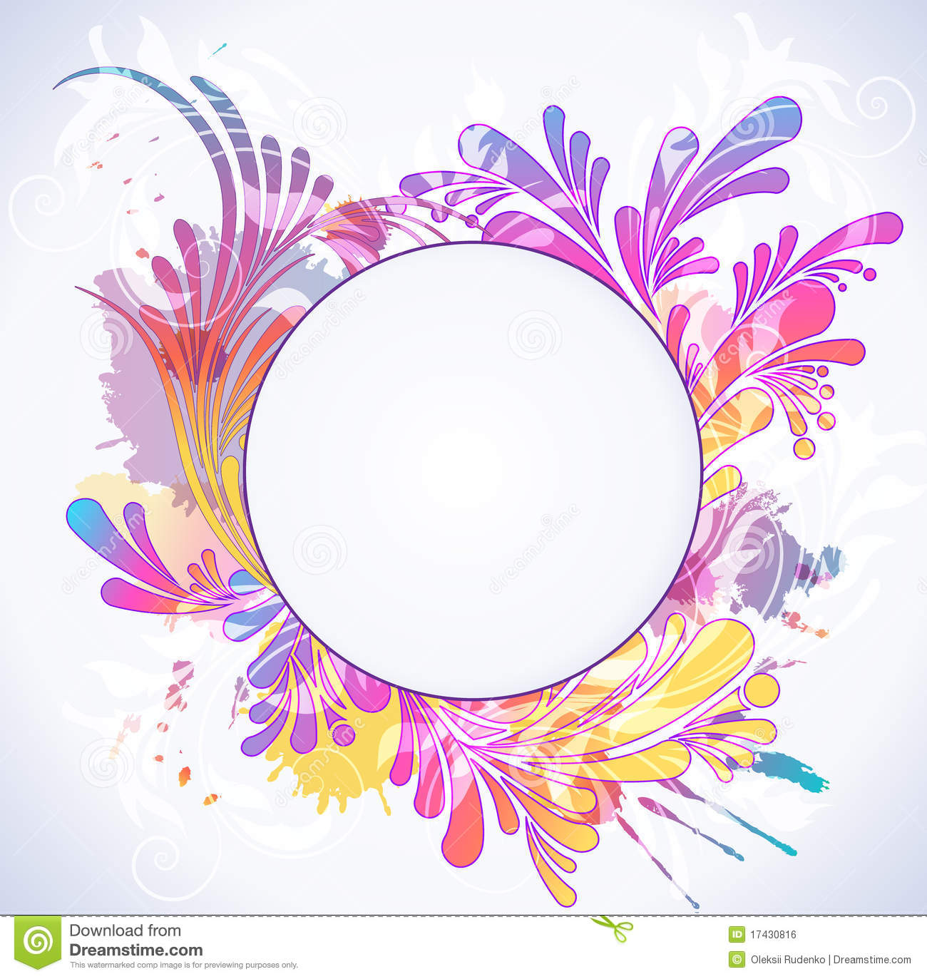 colorful floral background patterns - photo #32