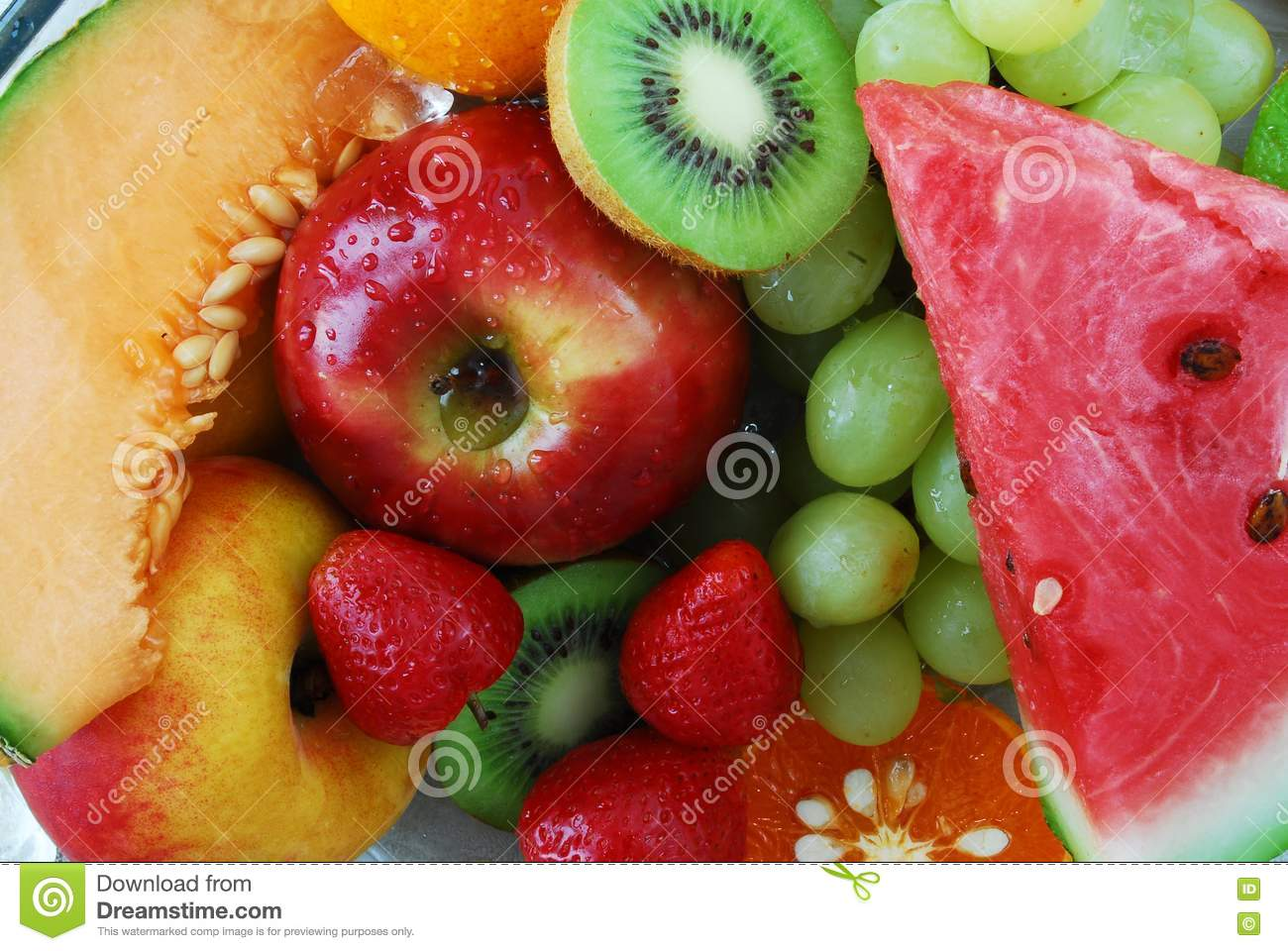 Stock Images Colorful Fresh Group Of Fruits Picture Image 5520814
