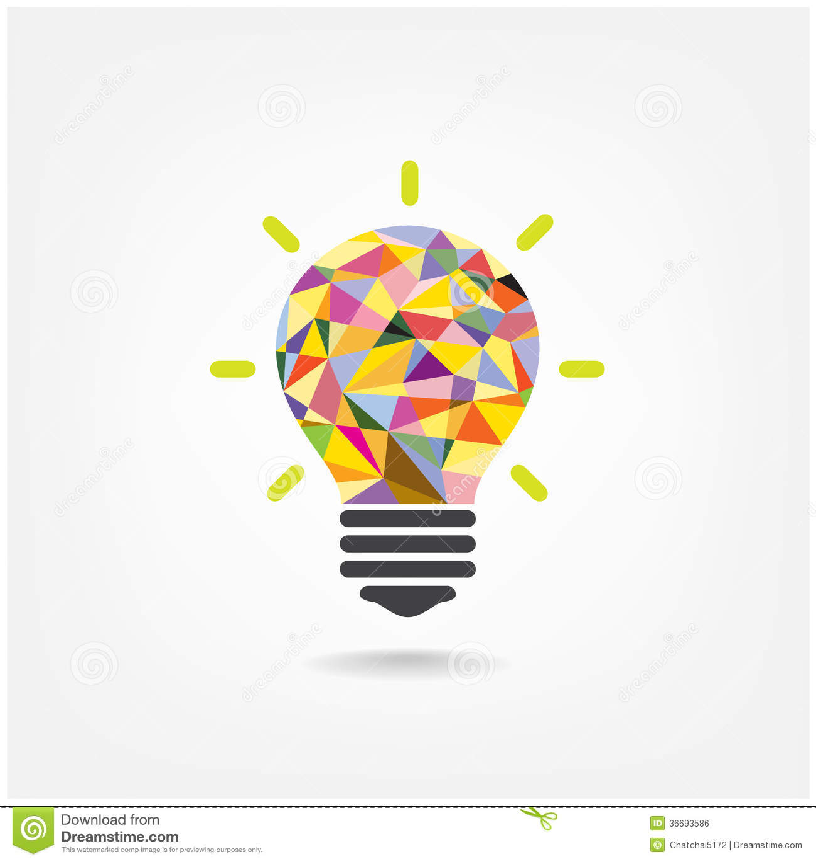 Light Bulb Illustration Royalty Free Stock Images Image 14927059