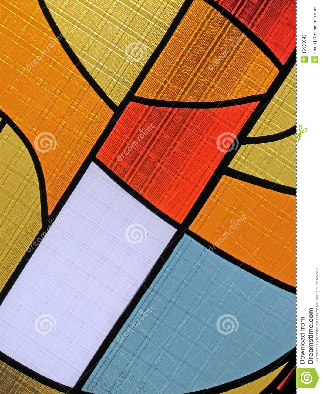Colorful glass diversity,stained-glass background,