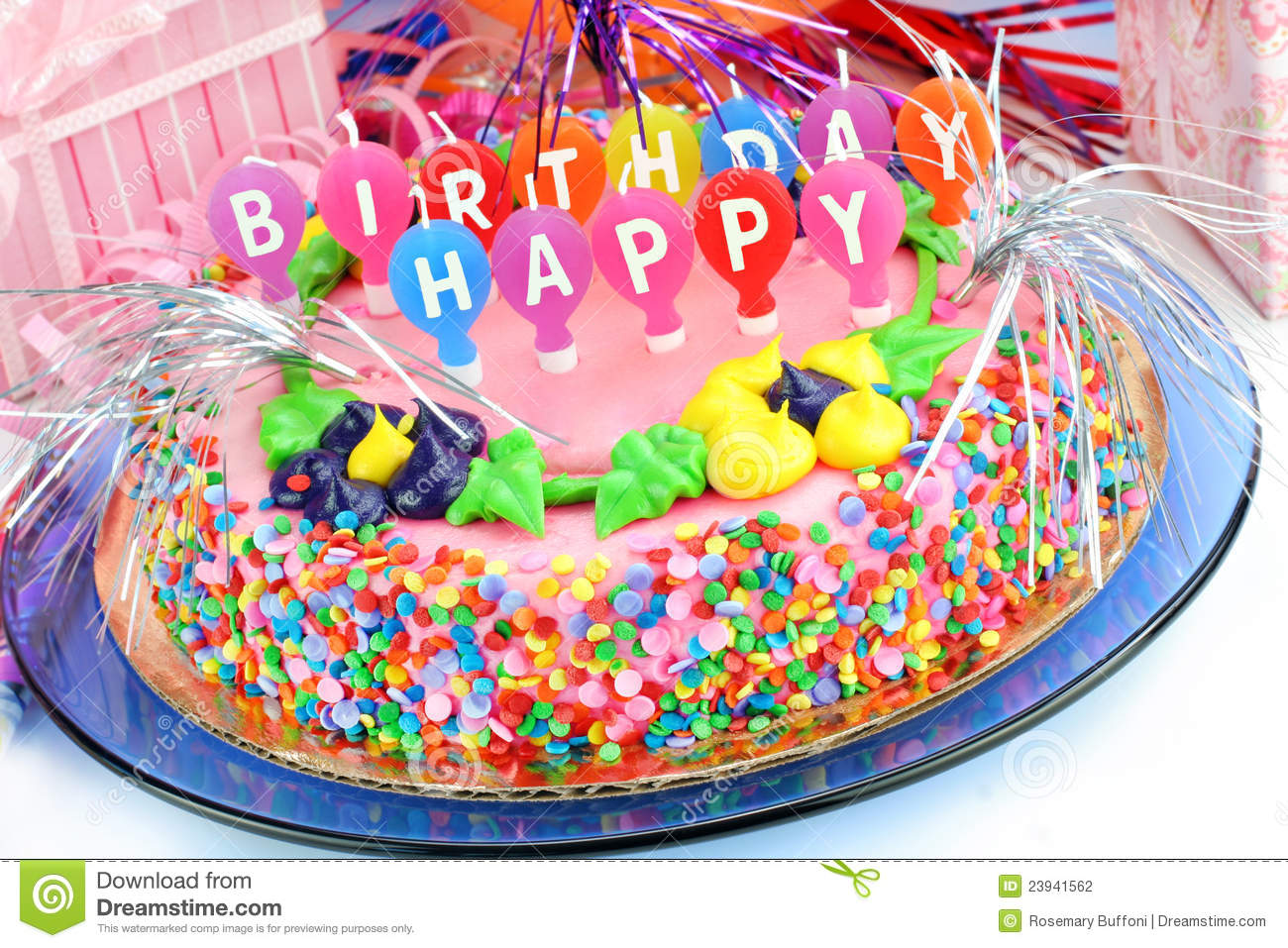 Beautiful Birthday Cakes Images Hd