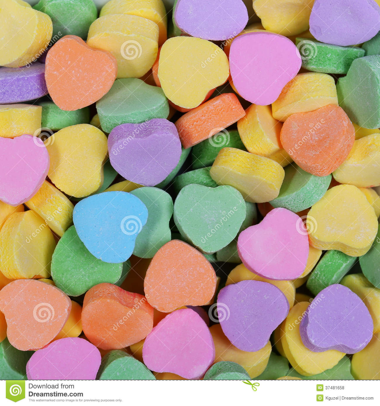 colorful hearts background  sweetheart candy  valentines day royalty free stock photos
