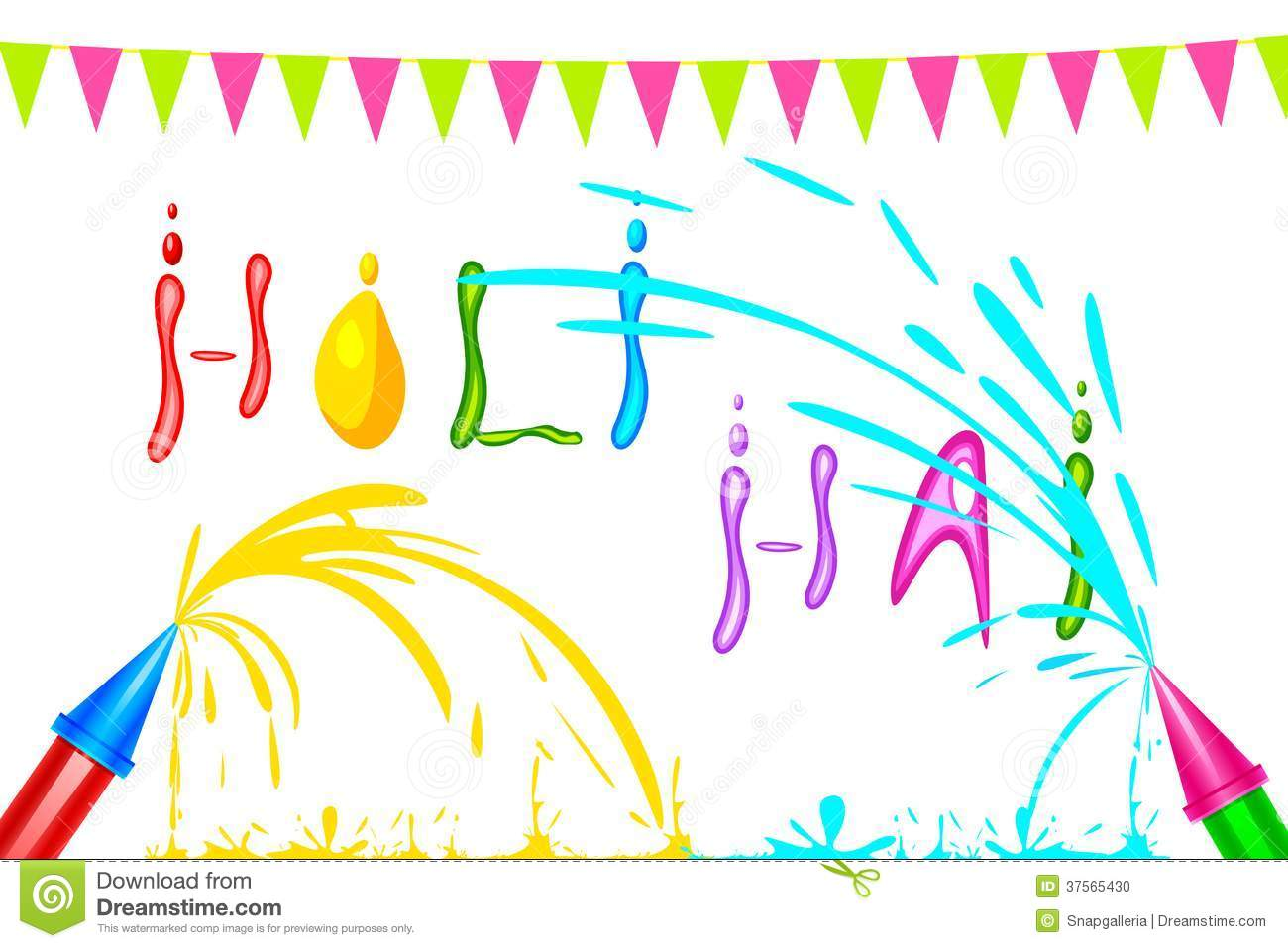 colorful-holi-background-easy-to-edit-vector-illustration-wishing-hai-its-37565430 Easy Colorful Drawings