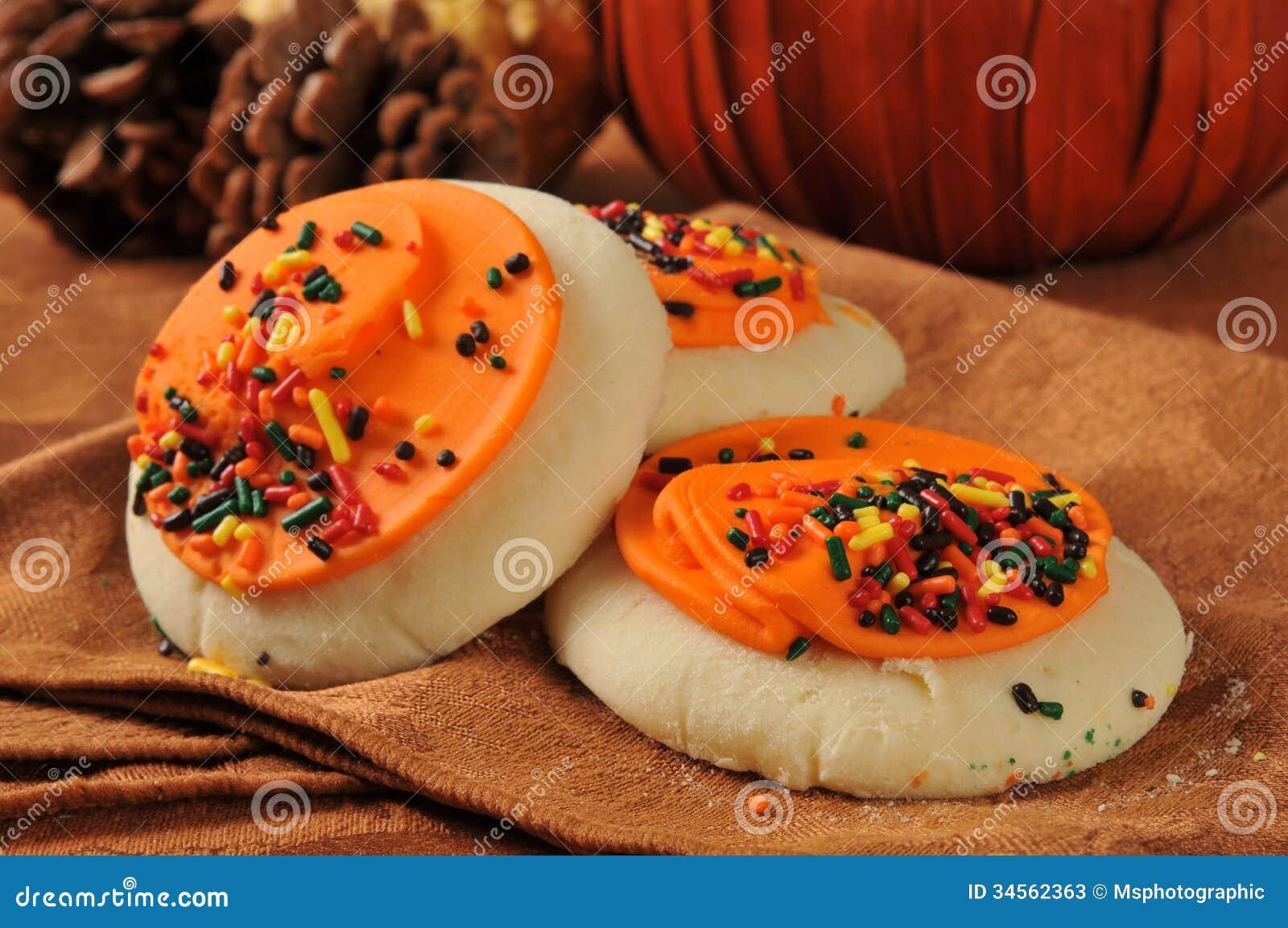 Hthanksgiving Cookie Crafts
