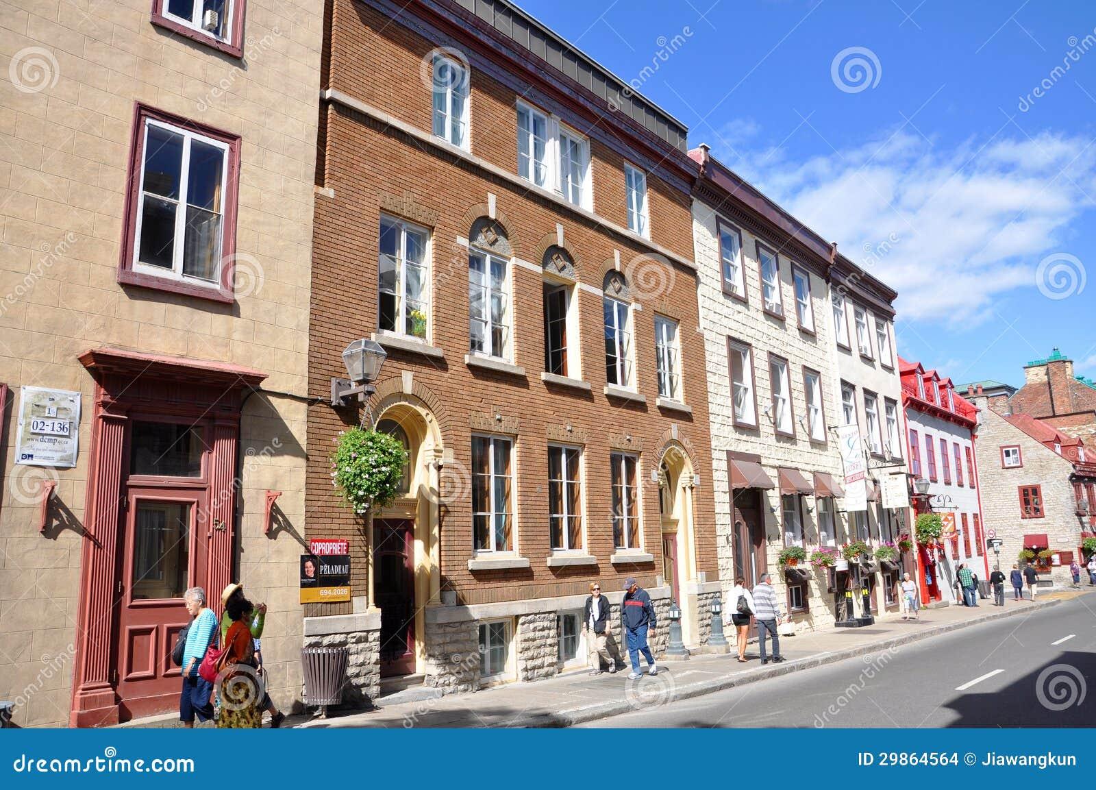 Hotel Rue St Louis Quebec