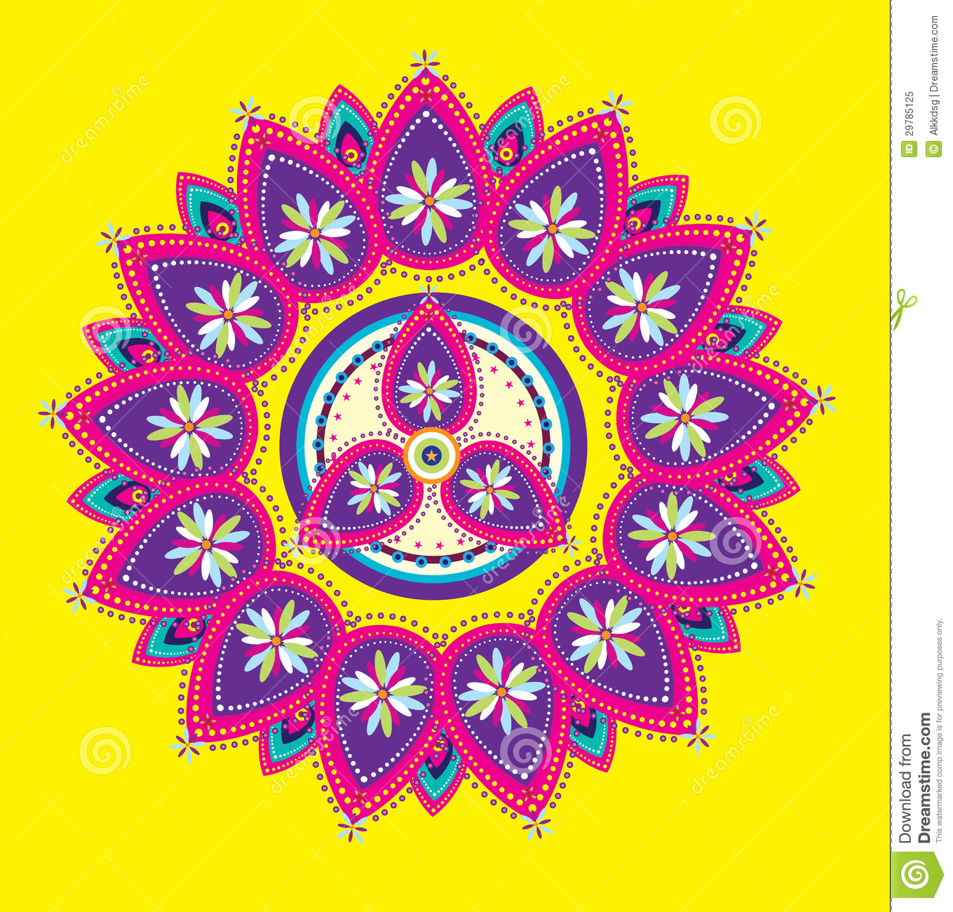 colourful indian patterns and designs
