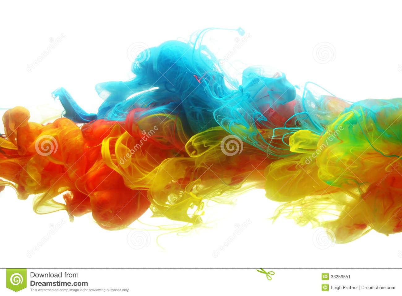 colorful and outline ink - photo #33