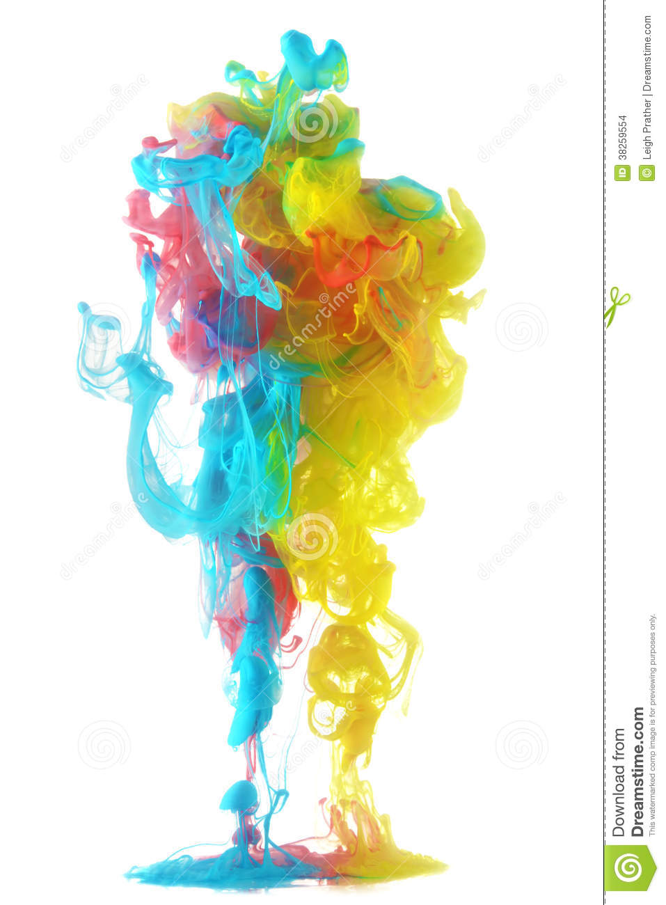 colorful and outline ink - photo #4
