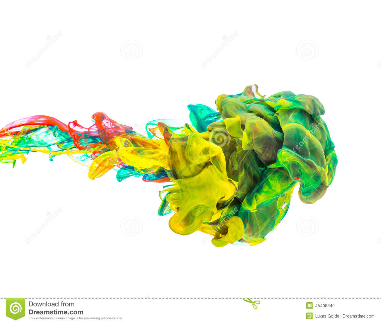 colorful and outline ink - photo #18