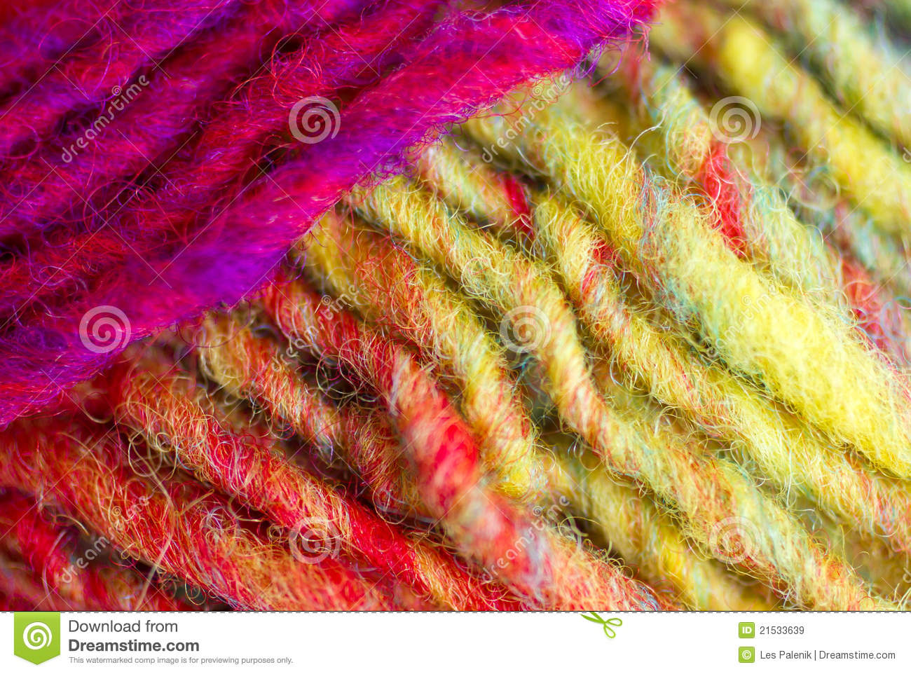 Colourful Knitting Patterns : Colorful Knitting Yarn Pattern / Background Royalty Free Stock Images - Image...