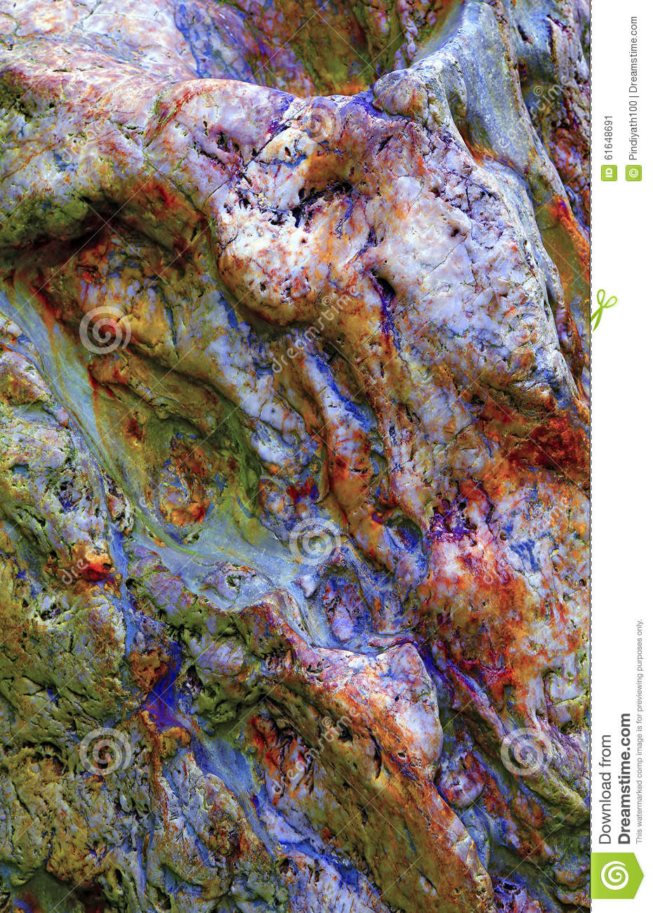 Color Of Marble Rock : Colorful marble rock background stock image